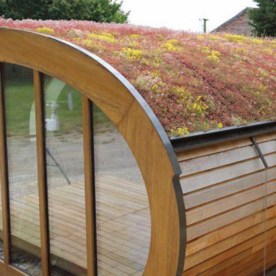 Greenunit: modular eco buildings