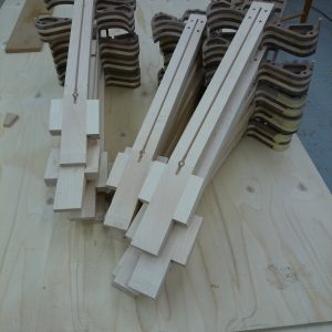 MGI 4-string S-type blanks